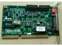 SCSI card for a PC