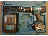 Makita LXT Drill 4.0Ah Battery
