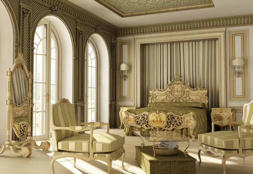How to Create a French Styled Bedroom