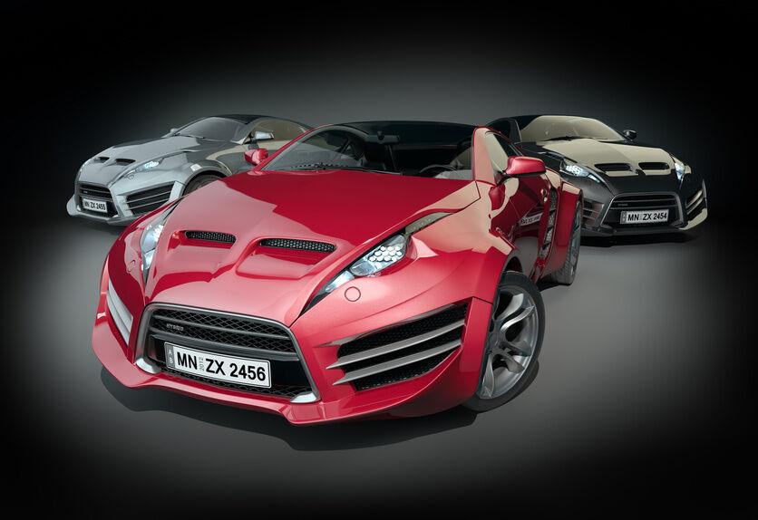How Do You Buy a Concept Car?