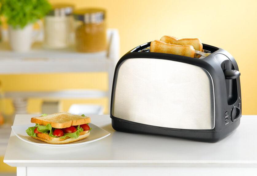 Küchengeräte für Ästheten: Design-Toaster