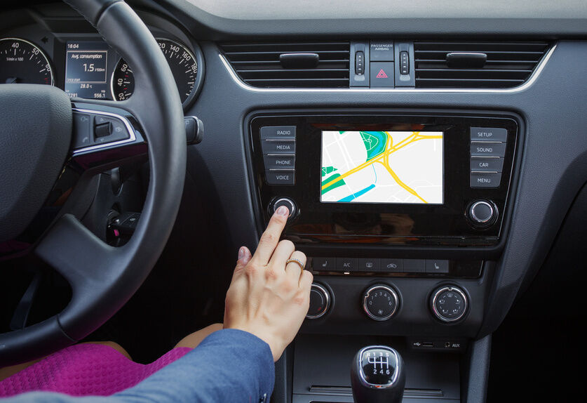 Best Truck Navigation Systems : Top touch screen car stereos ebay