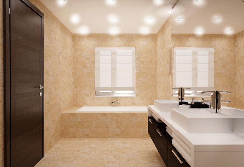 recessed lights for the bathroom buying guide