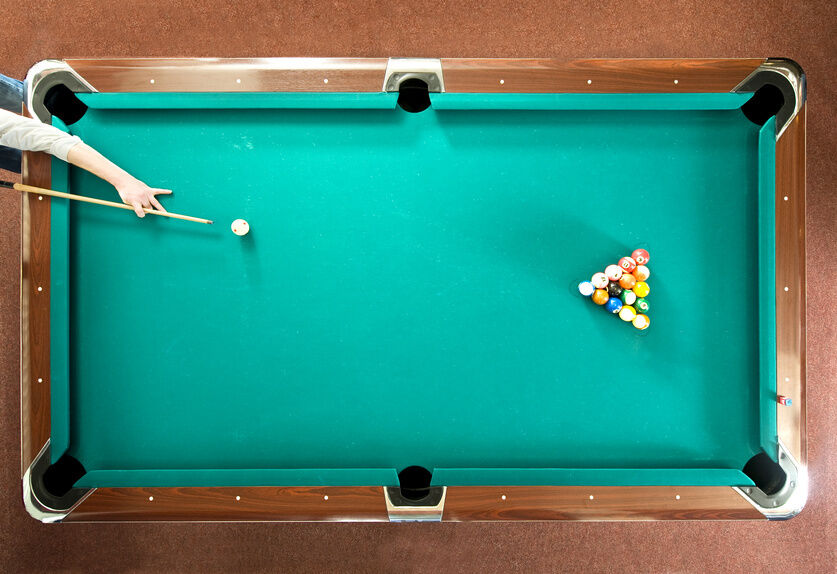 What To Consider When Buying A Slate Pool Table