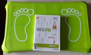 Wii Fit Game and Balance Board $35 Firm.