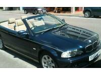 BMW 318ci Convertible