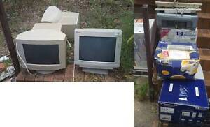 Free items in front of house - PCs, monitors, scanners, keyboards Naremburn Willoughby Area Preview