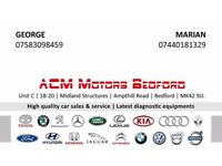 Body car repairs and painting Garage services - mechanical and electrical