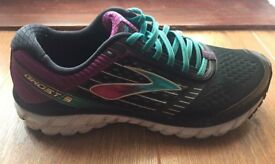 Brooks Ghost 9 trainers women's size 7