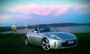 2008 Nissan 350Z  track model ! Biloela Banana Area Preview