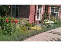 Female Gardener - former Royal Gardener