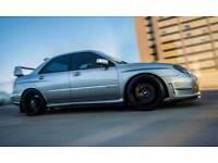 Subaru Impreza WRX STI Type UK Fully Forged