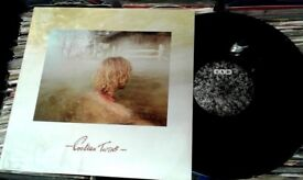 Cocteau Twins ‎– Peppermint Pig, VG, 12 inch single, released on 4AD ‎in 1983, 80s Alternative Indie