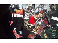 Rock band t shirts joblot wholesale brand new