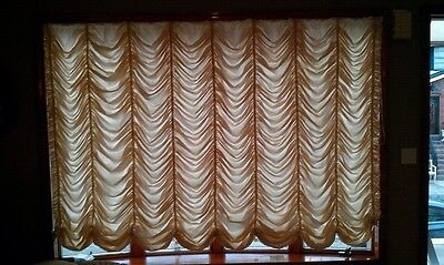 Decorative Austrian Curtain