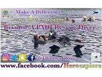 Rescue Diver Courses