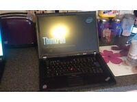 Lenovo Thinkpad T500 laptop mint
