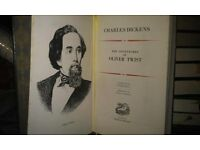 34 charles dickens books in great condition