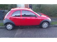 2003 ford ka for sale 6 months mot starts and drives very clean bargain 250
