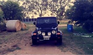 Jeep Wrangler 2004 Sport Inverell Inverell Area Preview