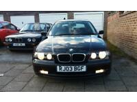 BMW 316TI SE COMPACT 03 PLATE 78K MILES