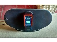 Acoustic research ARS35i music system for ipod, ipad & iphone