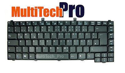DE Tastatur Acer Aspire 1670 3100 3600 3650 3690 5100 5500 9120...