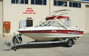 SEA RAY 180 SPORT 18' BOWRIDER Moss Vale Bowral Area Preview