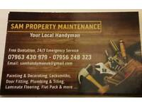 Handy man / property maintenance