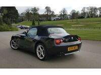 BMW Z4 2.5i SE 2dr Roadster 2005/05 Low miles!!! CHEAP SUMMER CAR!! £4250