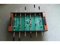 Tabletop football game