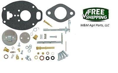 Complete Carburetor Kit Ih Farmall 444 454 464 574 674 2400 2500 3400 3500 3514