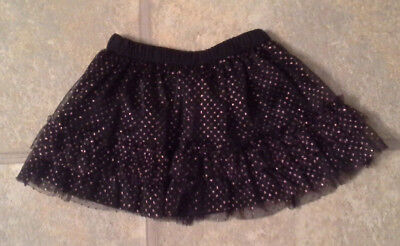 Halloween Holiday Edition (Holiday Edition Girl's Size 12 Months Black & Orange Sequence Halloween Skirt)