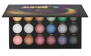 BH Cosmetics: Supernova - 18 Color Baked Eyeshadow Palette