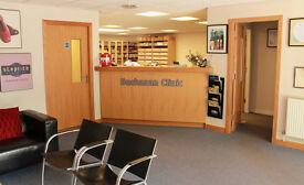 Glasgow Sports Massage, Swedish Massage at Buchanan Clinic