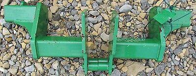 John Deere Loader Mount Frame Bw14756 Aw31930 790 770 Tractor