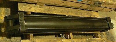 Parker Hannifin Hydraulic Cylinder Accumulator Ag175143a0 5 Bore X 54.625