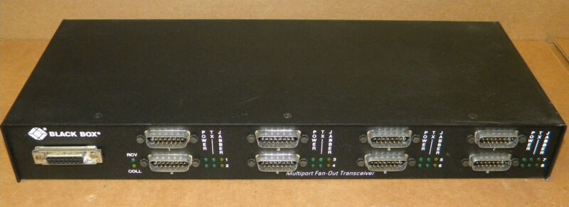 BLACK BOX LE780A-R2 TRANSCEIVER LE780AR2