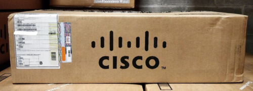 New Sealed Cisco Ws-c2960l-48ts-ll Catalyst 48 Port Switch