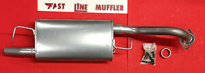 2003 2004 2005 Toyota Corolla 1.8L Direct-Fit Muffler Assembly OEM Replacement
