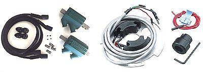 Dynatek Dyna S Electronic Ignition Coils Wires Kawasaki KZ550 KZ650 KZ750 All