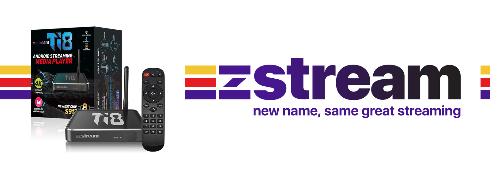 EZ Stream Technologies