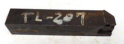Iscar Cut-grip Tool Holder Ghal-31.7 1 14 Shank 6 Overall Length