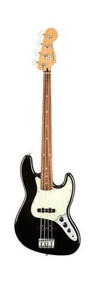 Fender 0149903506 Player 4 String Electric Jazz Bass Guitar, Black