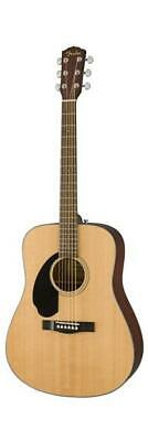 Fender CD-60S Classic Design Series Acoustic Guitar Left-Handed Natural