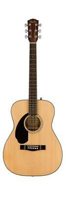 Fender CC-60S Concert Left-Handed Acoustic Guitar Natural