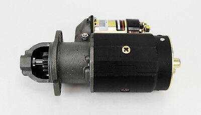Oem Re-manufactured Lincoln Sa-200 Redface Low-mount Starter Bw1252