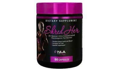 NLA for Her - Shred Her - All Natural Ultra Concentrated The
