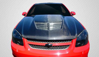 Cobalt Carbon Fiber Hoods - Chevrolet Cobalt Pontiac G5 05-10 Carbon Creations Carbon Fiber Stingray Z Hood