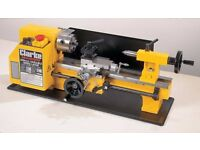 wanted hobby metal lathe